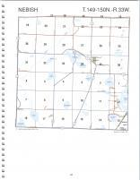 Map Image 052, Beltrami County 2003